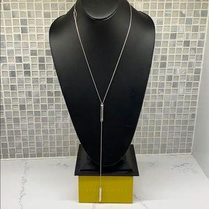 New Kendra Scott Shelton Necklace in silver